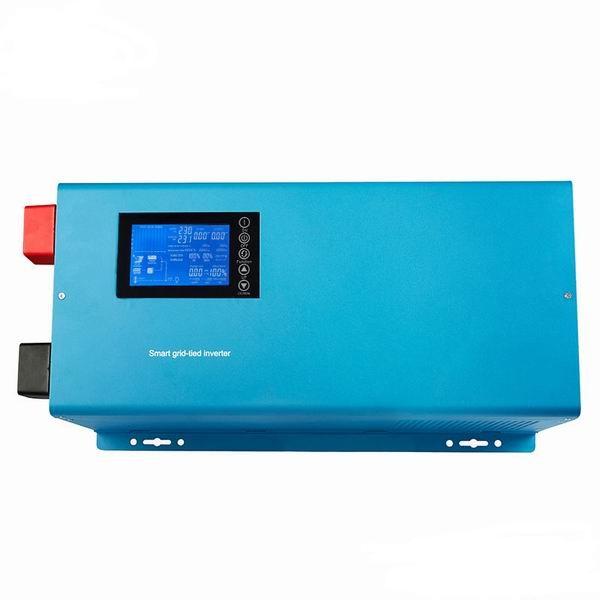 Smart Solar inverter light blue-03