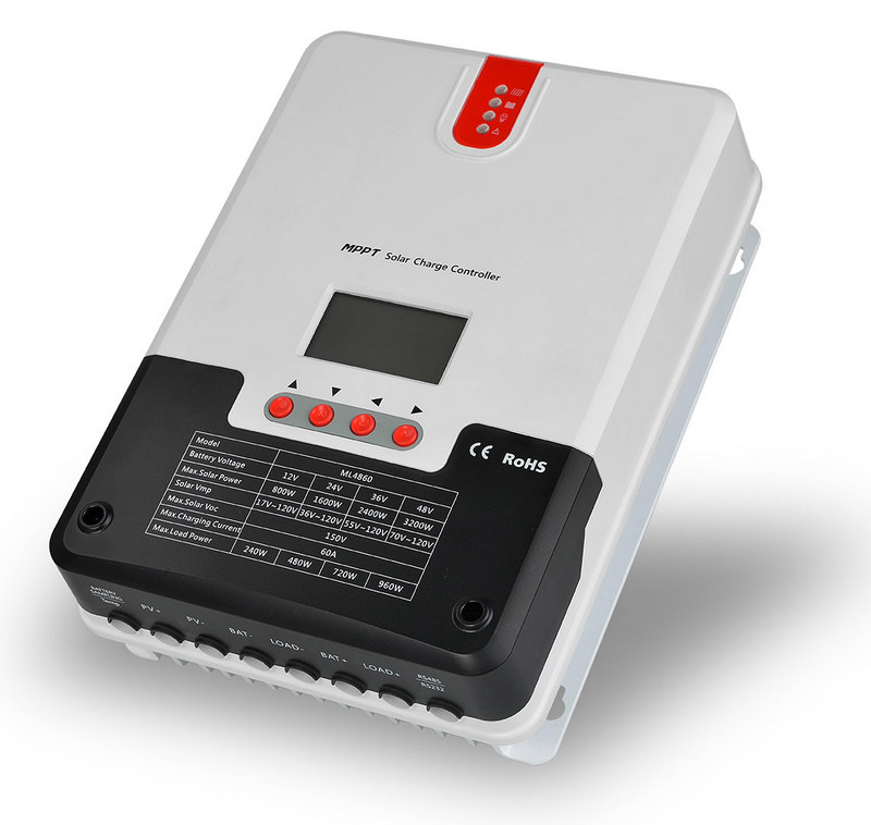 SR ML charge controller 48 Auto
