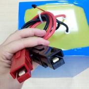 Li solar battery