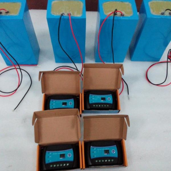 solar street light battery 2